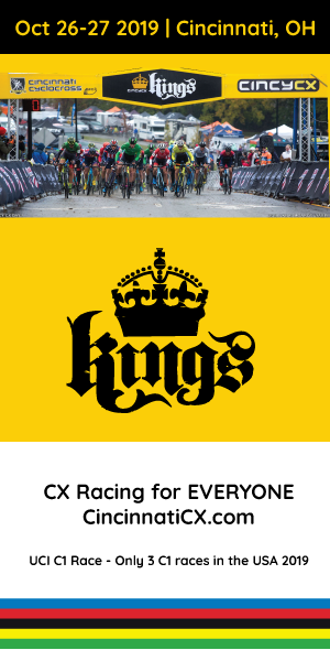 2019 Kings CX - Cincy Cincinnati Cyclocross
