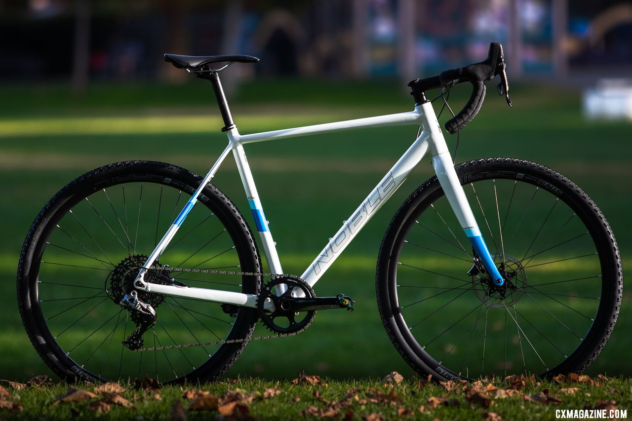 In Review: Noble CX3 Budget-Friendly Cyclocross Bike