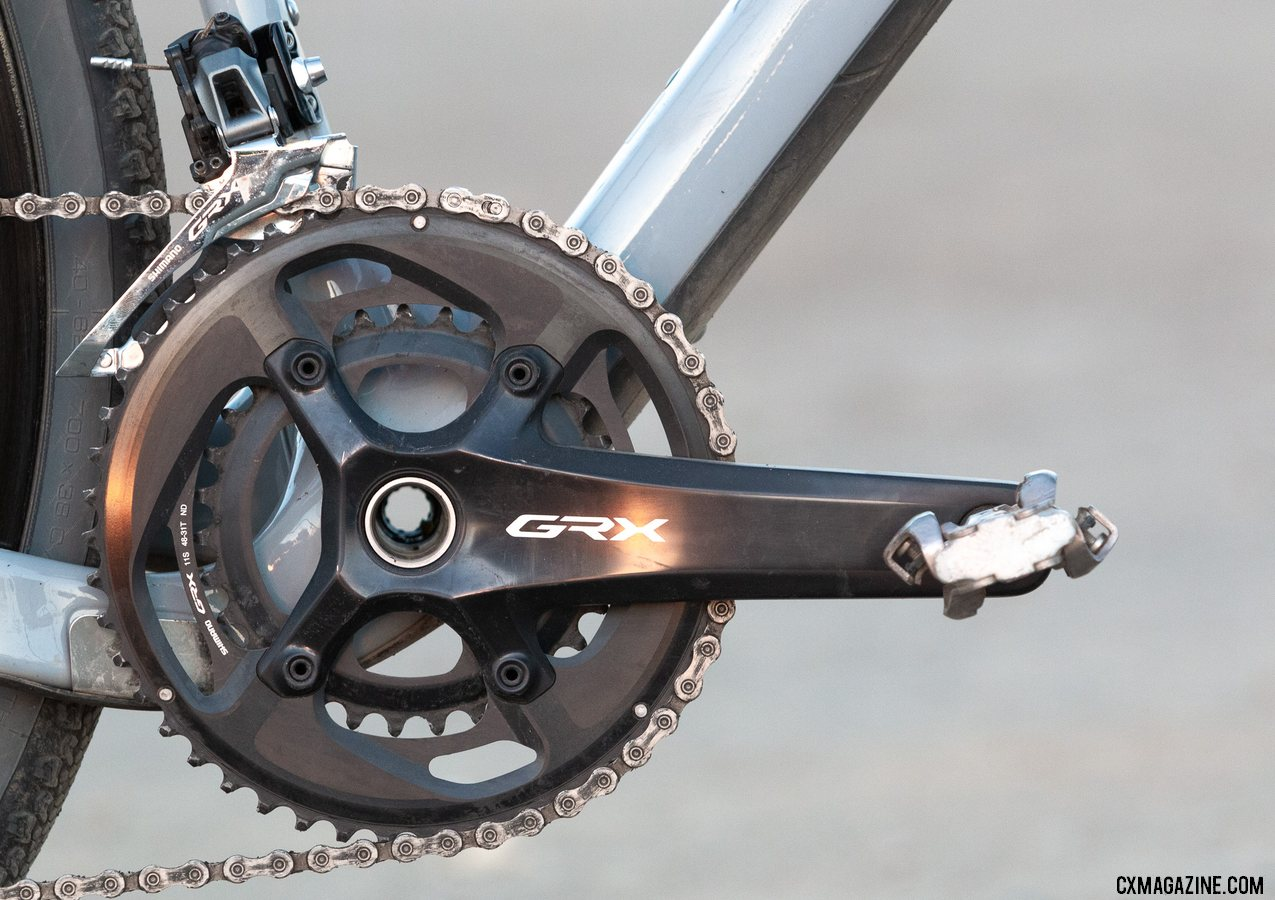 Ridden and Reviewed: Shimano's GRX Gravel Group and Wheels – RX810, RX812, RX570
