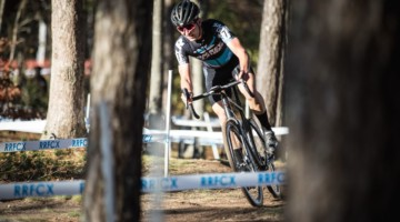 Tobin Ortenblad races on Day 1 of the 2019 Really Rad Festival of Cyclocross. © Angelica Dixon