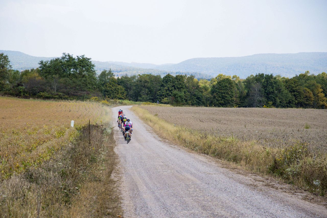 Gravel Race: Don't Get Left Behind at Pennsylvania's The Quick & The Dead