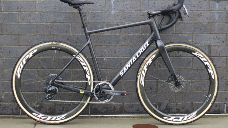 Tobin Ortenblad's 2019 Santa Cruz Stigmata Cyclocross Bike, Waterloo World Cup
