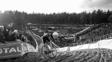 2019 Superprestige Zonhoven. © B. Hazen / Cyclocross Magazine