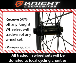 Knight Composites Wheels on Sale, 50% off with trade-in