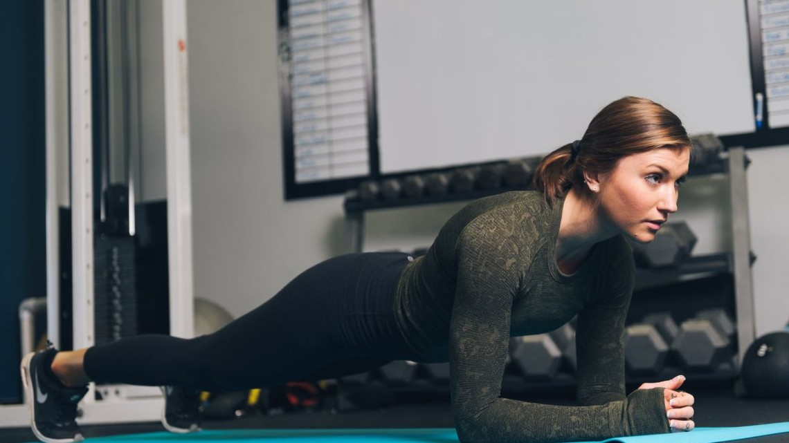 Core exercises are essential for cyclists. photo: https://thoroughlyreviewed.com, used under a Creative Commons license