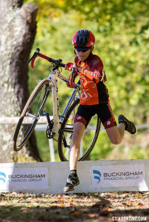 From Ohio to Europe, Lucas Stierwalt is grateful for his opportunities in cyclocross. © Matt Stierwalt