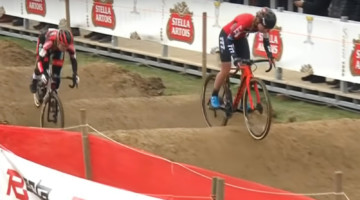 2020 GP Leuven cyclocross video replay