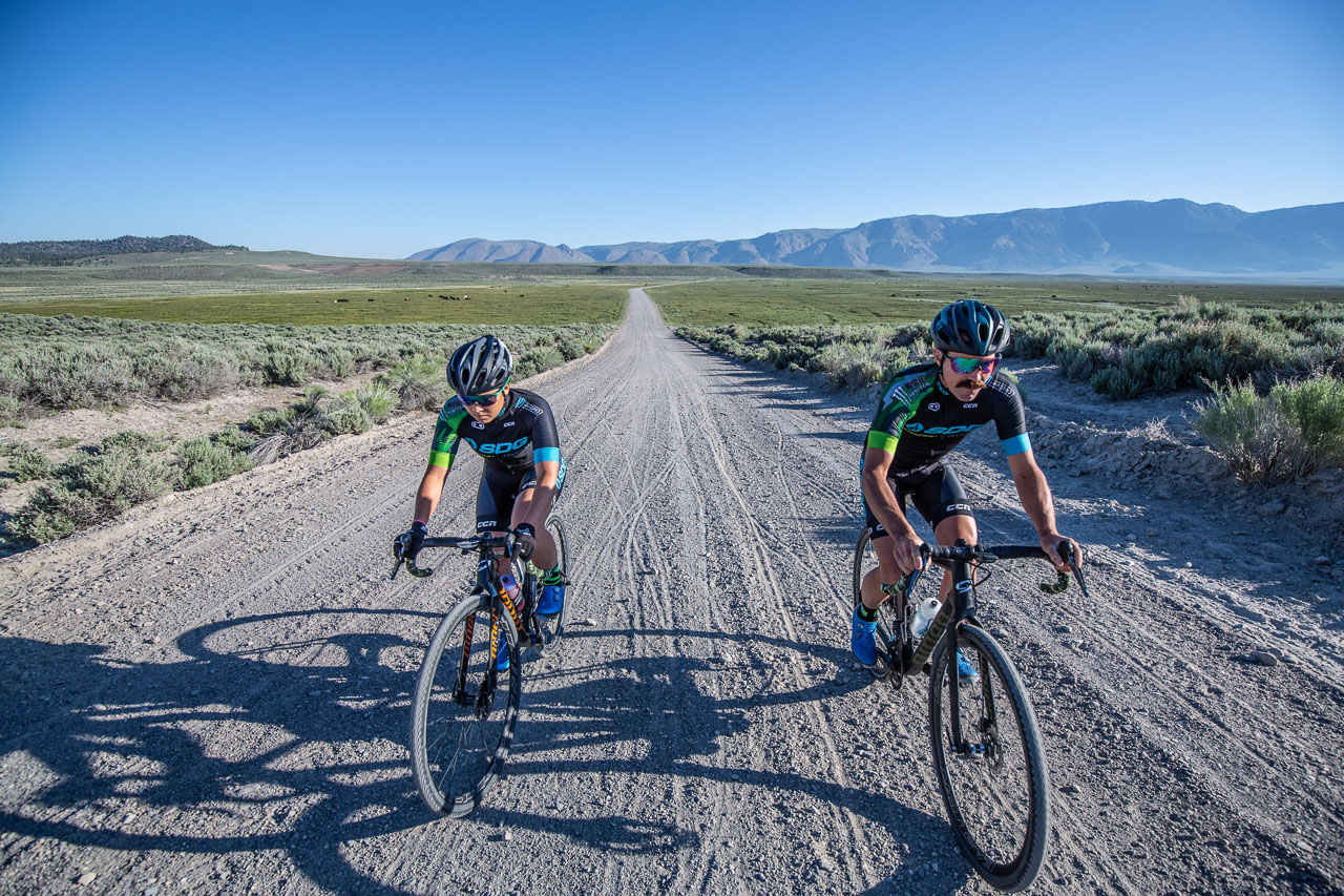 The new Mammoth TUFF gravel event brings Amanda Nauman's secret gravel training grounds to the public on September 2020 but registration starts on Feb. 21.