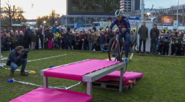 Niels Vandeputte wins Cyclocross Trials at the Rectavit Cyclocross Masters