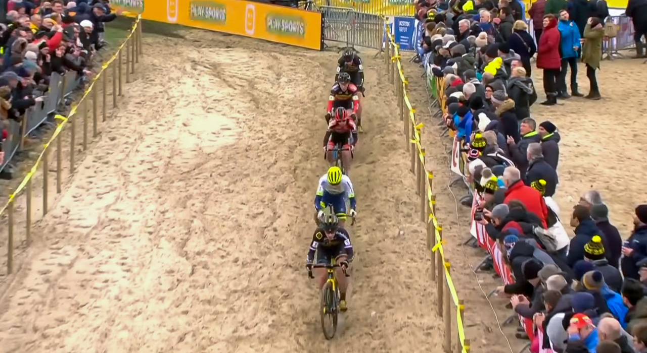 Watch: Superprestige Middelkerke, Series Finale - Elite Women & Men - Cyclocross Magazine - Cyclocross and Gravel News, Races, Bikes, Media