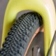 The WTB Raddlerr 44 gravel tire tread. © C. Lee / Cyclocross Magazine