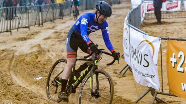 Corey Coogan Cisek wraps up the 2019-2020 European cyclocross season.