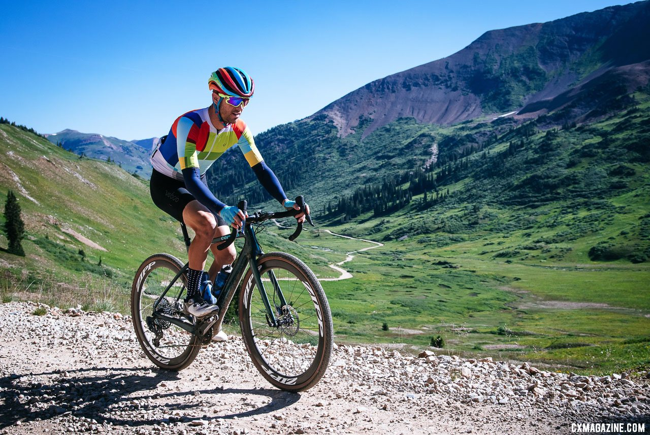 Zipp rolls out its latest Tangente tire, the Tangente Course G40 tubeless gravel tire. photo: Zipp