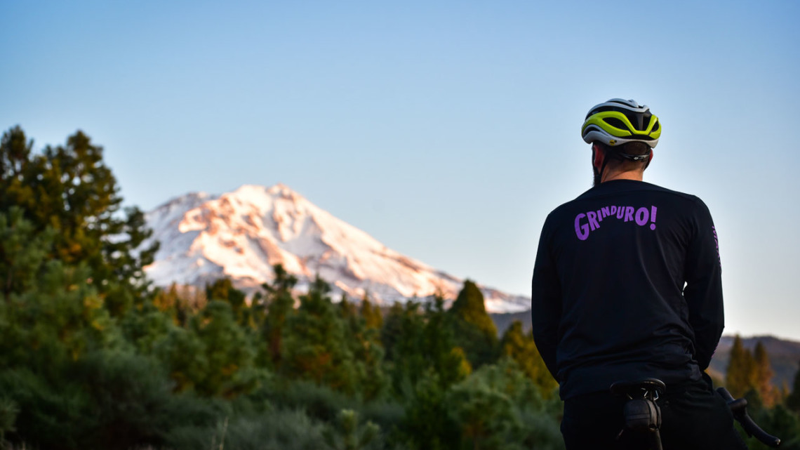 The 2020 Grinduro is moving from Quincy to Mount Shasta.