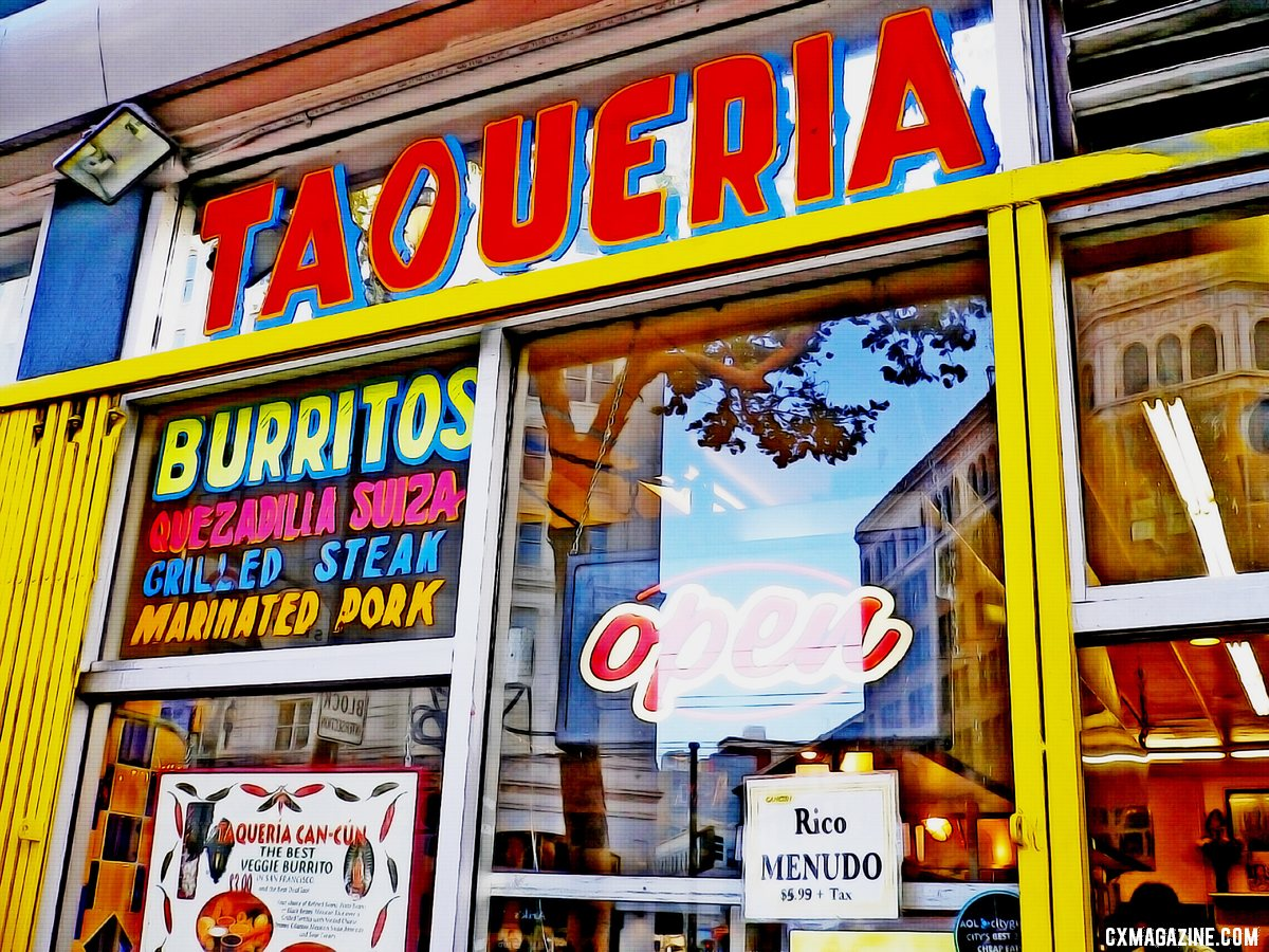 Wednesday Night Worlds and its burritos are now possible thanks to Watopia's new taqueria.