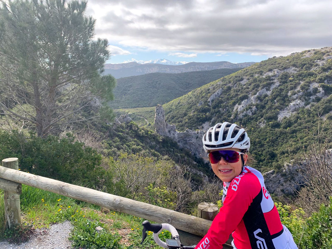 Anna Kay enjoys her offseason as she readies for the 2020/2021 cyclocross season despite the COVID-19 pandemic. photo: courtesy