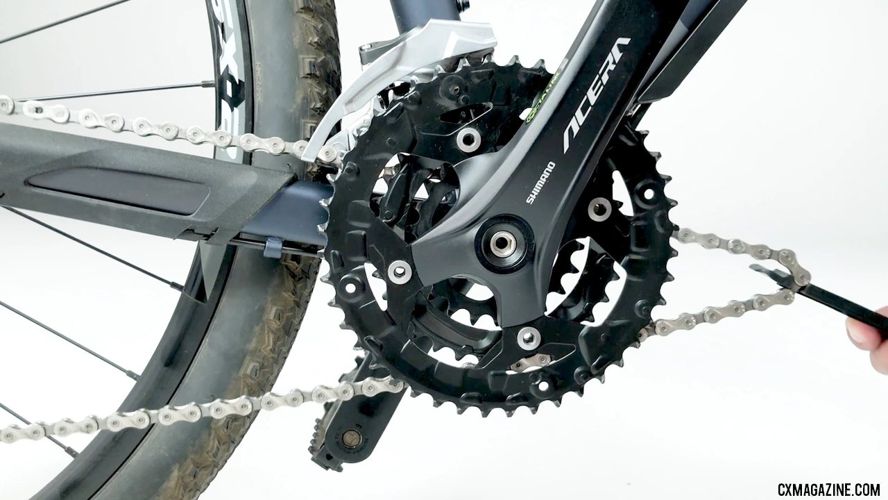 "Clever Standard's Flatout ""Game Chainger"" 8-function tire lever and chain tool. photo: courtesy"