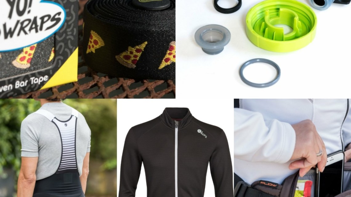 New products from Endura, Camelbak, Kora and PDW.