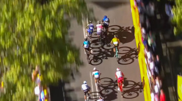 Wout van Aert wins Stage 7 of the 2020 Tour de France.