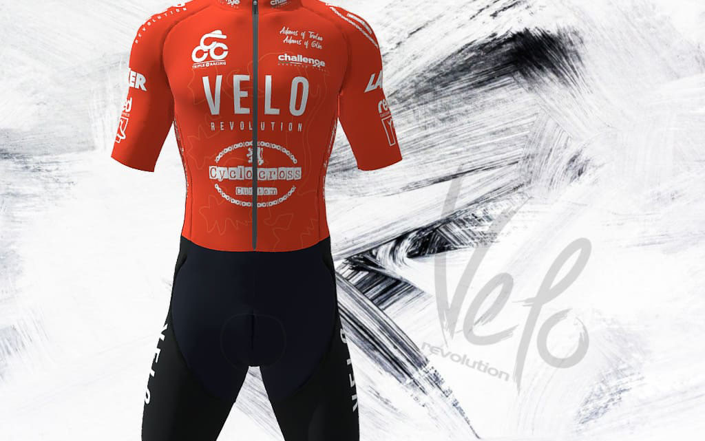 The VeloRevolution-Cyclocross Custom Elite Cyclocross Team