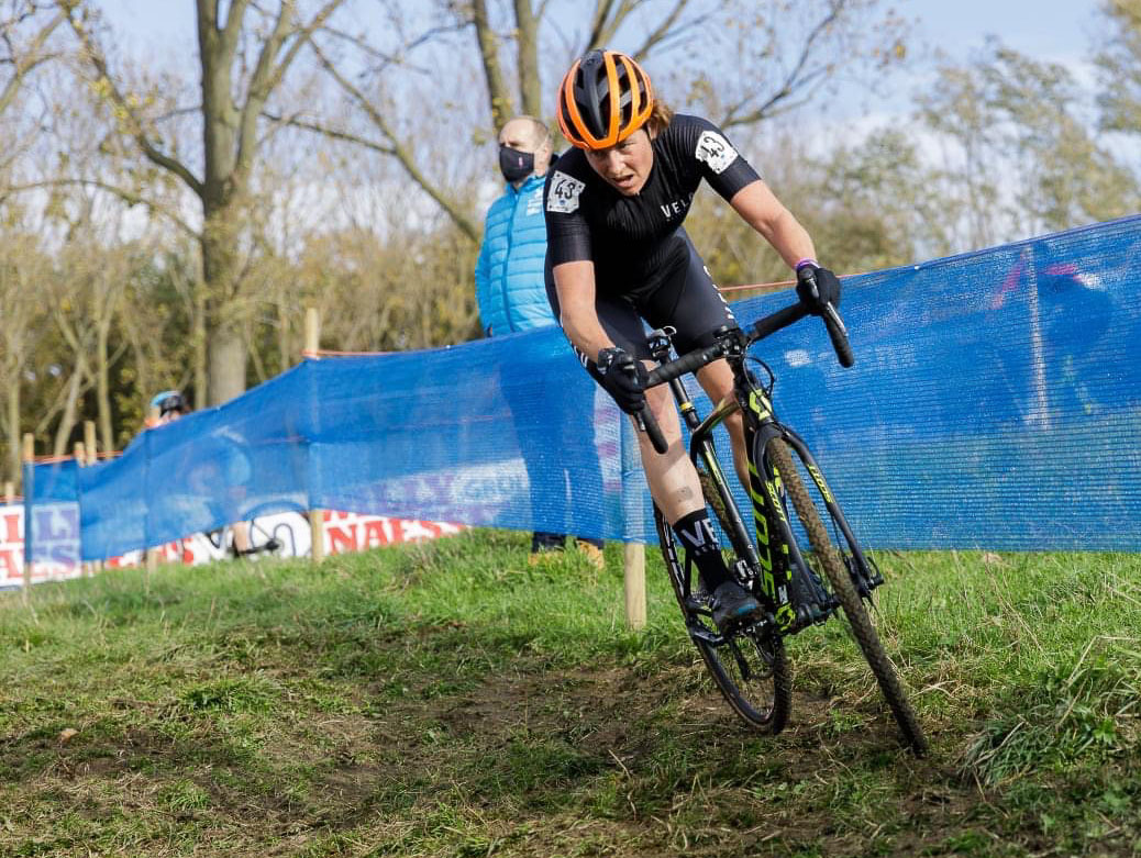 Corey Coogan Cisek tackles the tough Koppenbergcross course. © Alain Vandepontseele