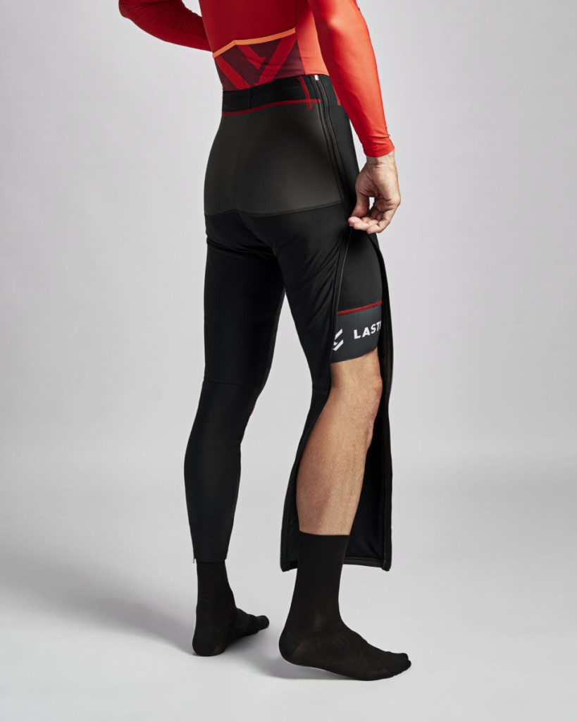 The Lastig ColdWet Zip-Off Tights will have you ready for racing, whenever that happens.