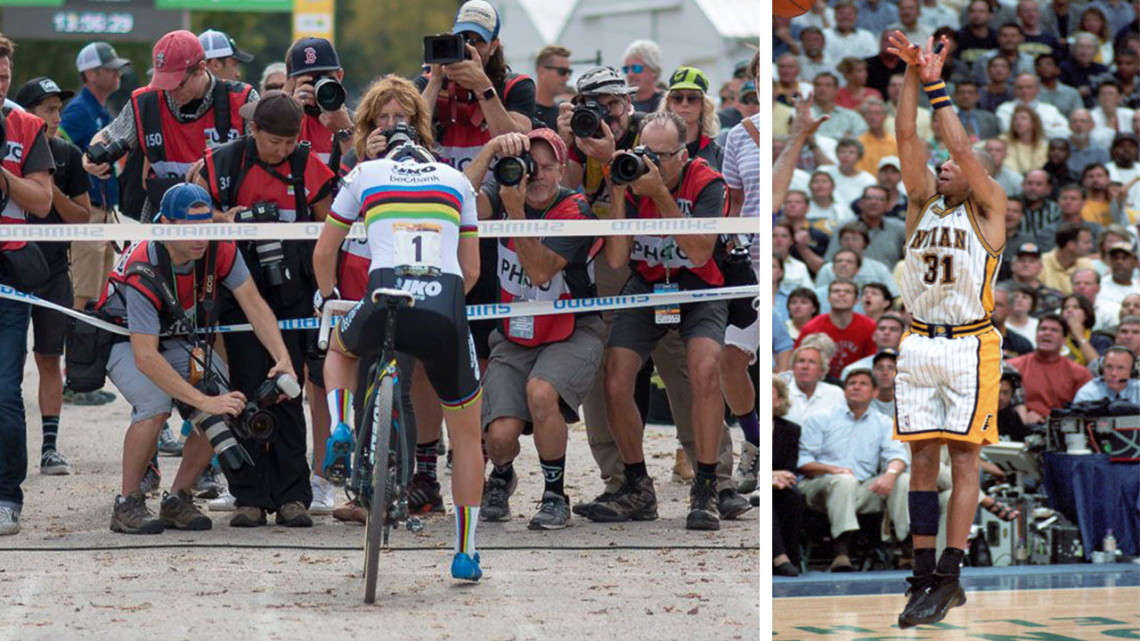 Reggie Miller joins USA Cycling, UCI has new cyclocross rules, E-sports World Championships