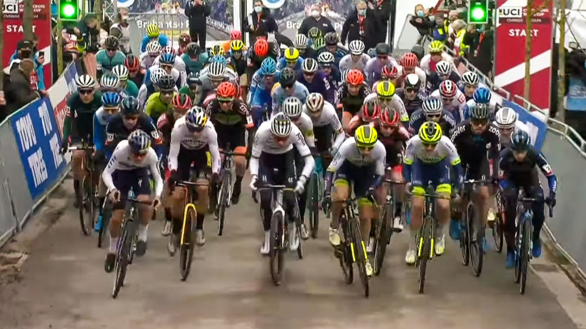 2021 Overijse Cyclocross World Cup