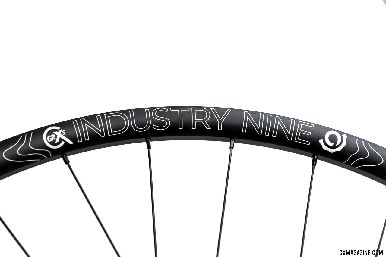 INdustry Nine 1/1 aluminum rim has claimed weight of 455 grams