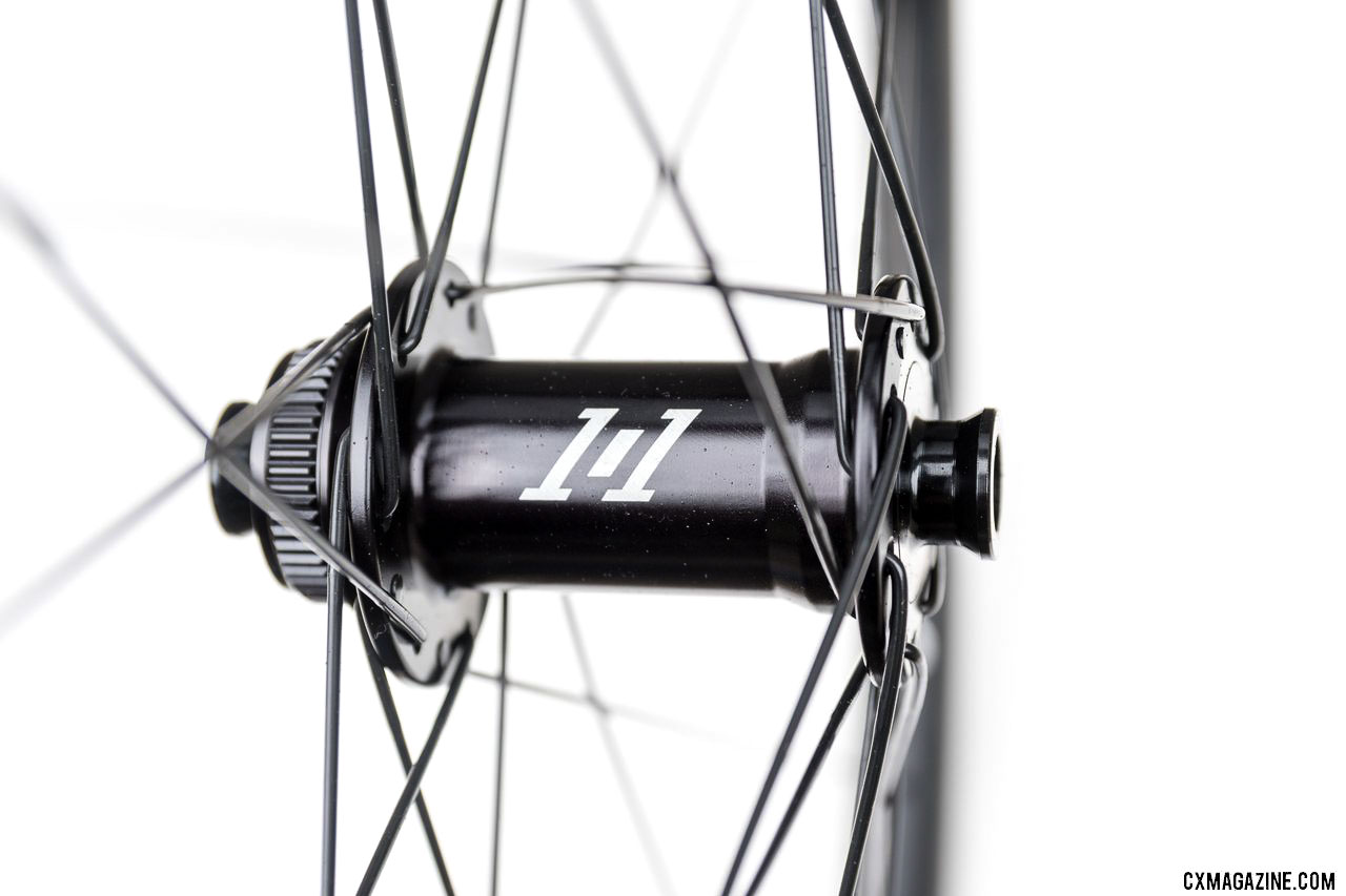 industry Nine 1/1 hubs are completely machined in-house