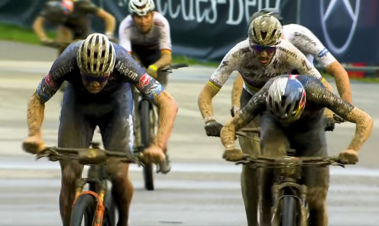 Cyclocrossers and Americans Dominate Nove Mesto Mountain Bike World Cup: Video