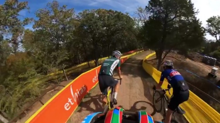 2022 Fayetteville World Cup and World Championship Cyclocross Course Preview by Kerry Werner